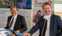 Kooperation des Universitätsklinikums Bonn und des Johanniter-Krankenhauses in Krebsmedizin