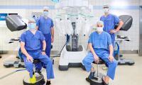 Gütesiegel für eine sichere Schlüssellochchirurgie