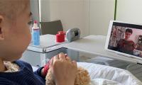 Musikalische Aufmunterung für kranke Kinder am Universitätsklinikum Bonn