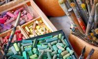 Kunsttherapie für Krebspatienten